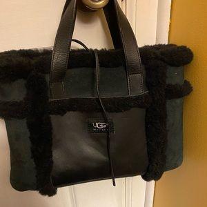 UGG shearling bag